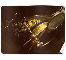 Steampunk Gentlemen's Hat 2.0 Poster