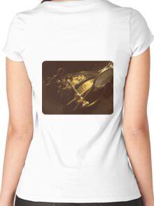 Steampunk Gentlemen's Hat 2.0 Women's Fitted Scoop T-Shirt