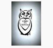 Irritable Owl Syndrome Unisex T-Shirt