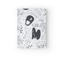 Witchy Print Hardcover Journal