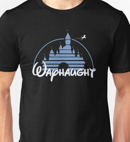 WayHaught - DlSNEY Version.  Unisex T-Shirt