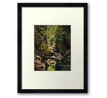 Fairy Glen Framed Print