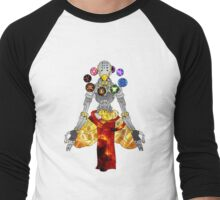 Cosmic Zenyatta  Men's Baseball ¾ T-Shirt