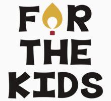 For The Kids Kids Tee