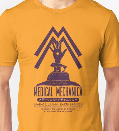 Medical Mechanica Unisex T-Shirt