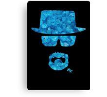 Heisenberg Blue Canvas Print
