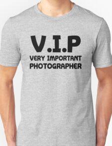 Funny Photography Shirt Unisex T-Shirt