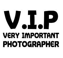 Funny Photography Shirt Photographic Print