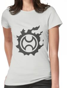 Final Fantasy 14 logo WAR Womens Fitted T-Shirt