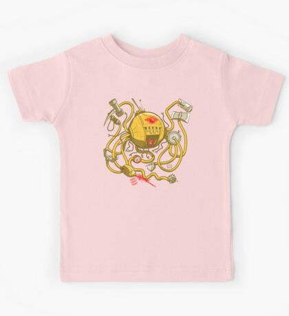 Wrecker The Robot Kids Clothes