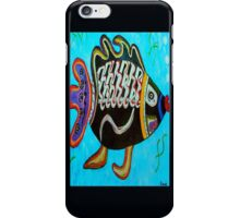 """BANDIT - the fish that """"resurfaced"""" from the flames iPhone Case/Skin"""