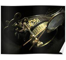 Steampunk Gentlemen's Hat 2.2 Poster