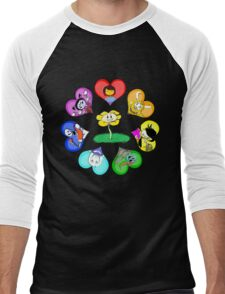 Undertale Men's Baseball ¾ T-Shirt