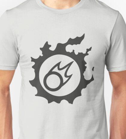 Final Fantasy 14 logo BLM Unisex T-Shirt