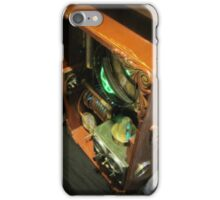 Steampunk Backpack 3.0 iPhone Case/Skin