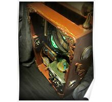 Steampunk Backpack 3.0 Poster