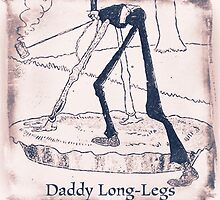 The Daddy Long Legs by Bigups