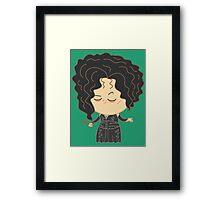 Bellatrix Framed Print