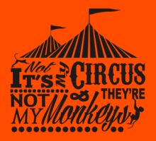It's A Circus by FR3DXVII
