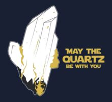 May the Quartz be with you Kids Tee
