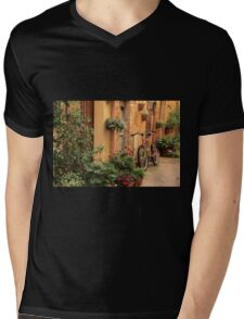 Montepulciano, Tuscany Mens V-Neck T-Shirt