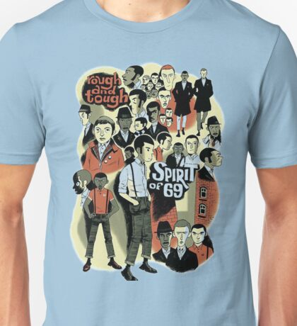 Skinhead : Spirit Of 69 Unisex T-Shirt