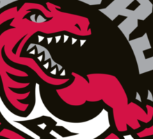 Toronto Raptors Logo Sticker