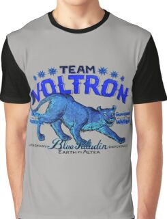 Blue Paladin Vintage  Graphic T-Shirt