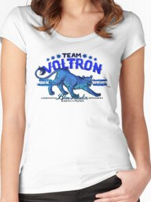 Blue Paladin Vintage  Women's Fitted Scoop T-Shirt