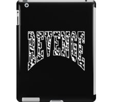 Drake - Revenge - Views iPad Case/Skin