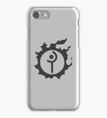 Final Fantasy 14 logo WHM iPhone Case/Skin