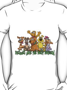 Rescue dogs are the best breed! T-Shirt