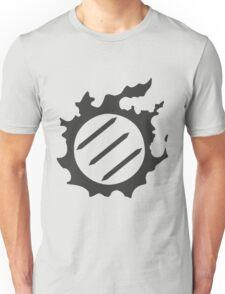 Final Fantasy 14 logo MNK Unisex T-Shirt