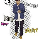 Kim Hyun Joong - Beauty Beauty by kpoplace