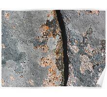 Acadia Granite 20 Poster