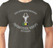 SA Infanterie Korps Veteraan Shirt Unisex T-Shirt