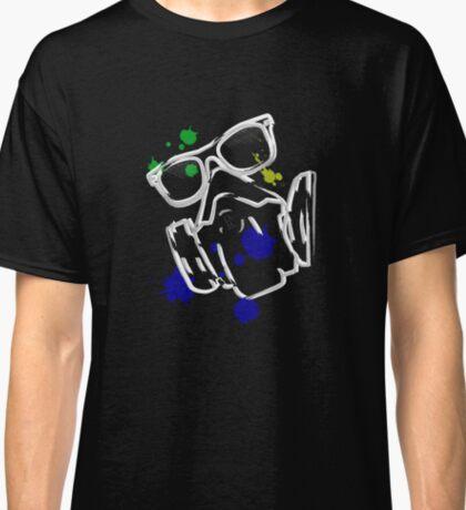 DiMo's Adeptus Paintorum logo with paint splat Classic T-Shirt