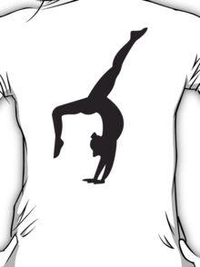 Gymnastics Kickover T-Shirt