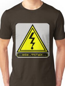 High ∆ Voltage 2.0 Rounded Corners Unisex T-Shirt