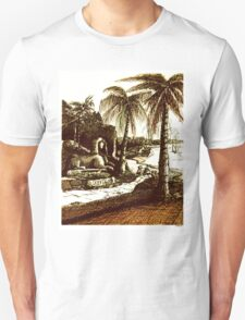 THE ALABASTER SPHINX T-Shirt