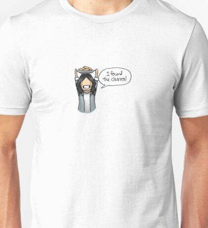 Babes! I found the churros! Unisex T-Shirt