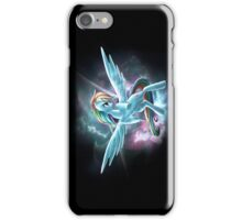 My Little Pony - A Dash of Kick@ss iPhone Case/Skin