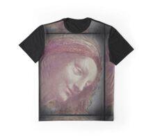 Portrait of the Madonna Graphic T-Shirt