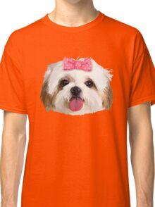 Shitzhu Dog 3 Classic T-Shirt