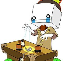 Why Hatty (battleblock theater) by PrettyPenny