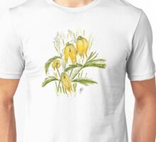 Yellow Bells Unisex T-Shirt