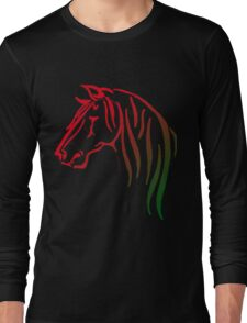 Horse 578 Long Sleeve T-Shirt