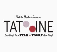 Visit Tatooine One Piece - Long Sleeve