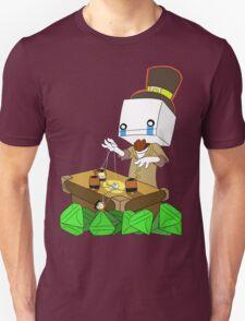 Why Hatty (battleblock theater) Unisex T-Shirt