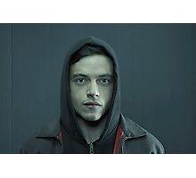 Elliot Alderson // Mr. Robot Photographic Print